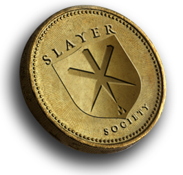 Slayer Society Coin